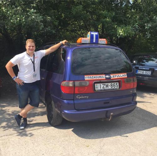 Andrássy László vezetés oktató
