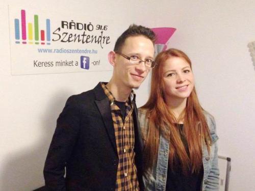 A Vekker vendége volt Dömény Krisztián az Arany-láz fesztivál projektvezetője