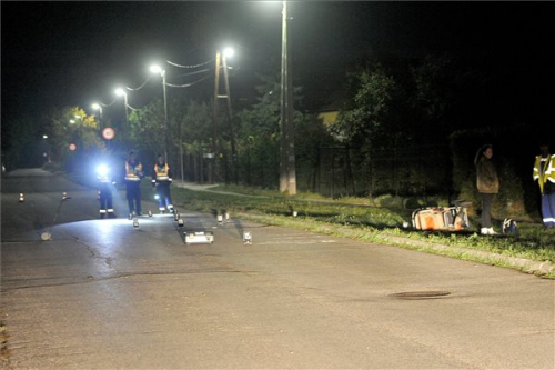 Babakocsit toló nőt gázolt egy autós Szentendrén