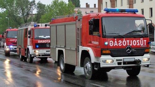 Toborzás – Tűzoltókat várnak Szentendrén