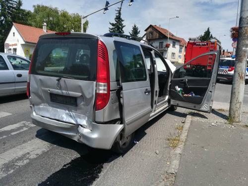 Újabb baleset Szentendrén