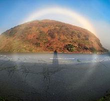 Látványos égi jelenség a Dunakanyarban