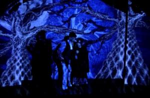Tündérszép Ilona és Árgyélus érkezik Szentendrére