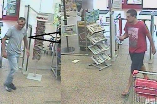 Kozmetikai termékeket loptak, a rendőrség keresi őket