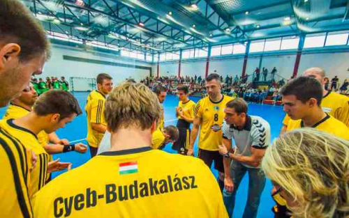 A Budakalász spanyol ellenfelet kapott az EHF Kupában