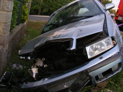 Újabb baleset Pomázon