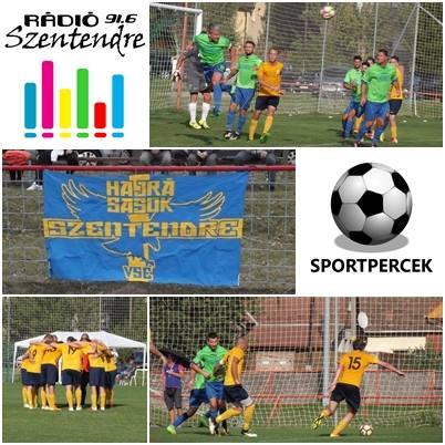 Döntetlent játszott a Szentendre VSE futball csapat
