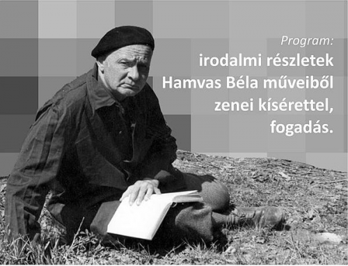Könyvtár névadó és Hamvas Béla emlékest