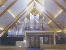 Bach avatja fel az új orgonát