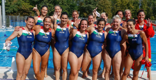 Masters világbajnok a Budakalász SC női vízilabdacsapata