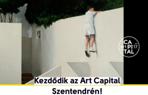 Kezdődik az Art Capital Szentendrén