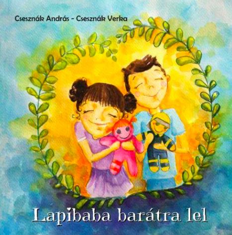 Lapibaba barátra lel könyvbemutató