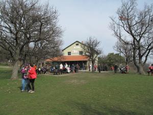 Megújult a Kőhegyi Menedékház