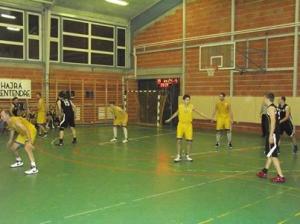 Kosárlabda mérkőzések a hétvégén