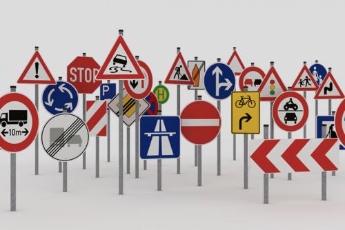 Változik a forgalmi rend az M0-s autóút és a 11-es főút körforgalmú csomópontjában.