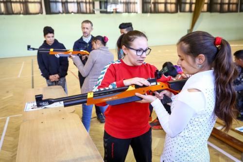 A szentendrei lövészklub támogatná az új tornaórákat
