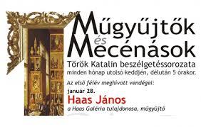 Műgyűjtők és Mecénások