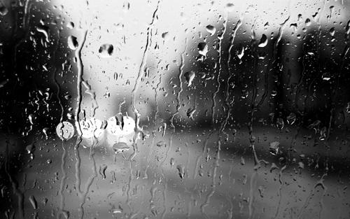Nagy esők jönnek...